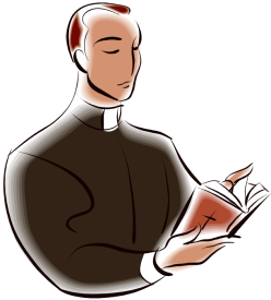 Priest_with bible