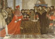 St Thomas More Ceremony