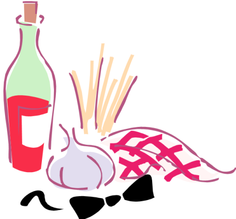 Food_Picnic with wine