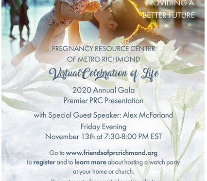 Virtual Celebration of Life 2020 Annual Gala featuring Alex McFarland